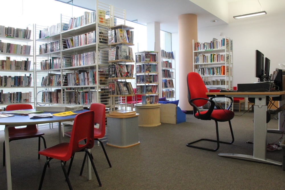 The Woodberry Down Community Library