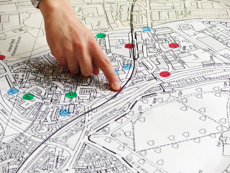 munity mapping on woodberry down