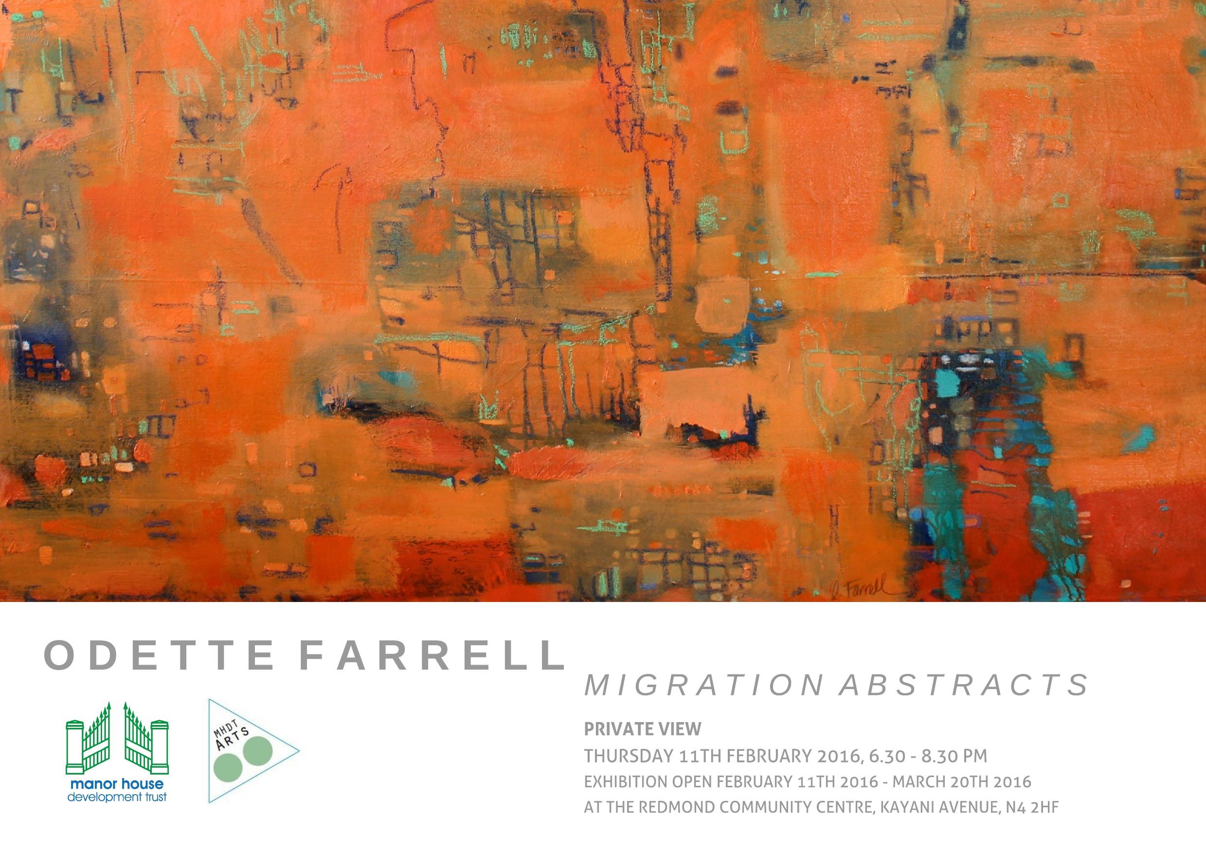 Odette Farrell -short invite