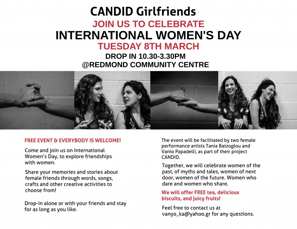 IWD - CANDID GIRLFRIENDS