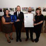 Philip Glanville Mayor Manor House Development Trust Queens Award 2017